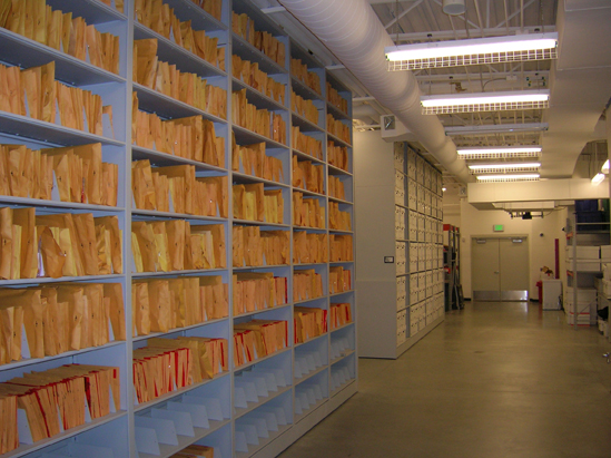Property Evidence Room